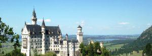 ノイシュヴァンシュタイン城(ドイツ)